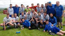 POP KELLER Cup Winners 17' BLARNEY Utd