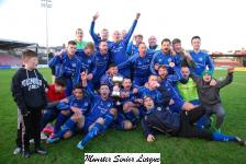 Beamish Stout Junior League Cup Winners Everton
