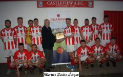 September-Castleview Sn-Team of the Month for September