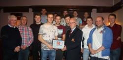 September '15 Team of the month Douglas Hall Junior Premier
