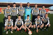 St Marys AFC senior team 2015/16