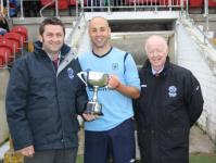 Donie Forde Cup 2014-15-Avondale Utd