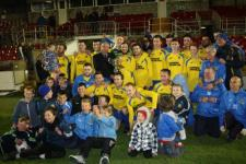 Junior League Cup 2014-15-Carrigaline Utd