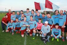 Youghal Utd-John Hayes Trophy Winners '17