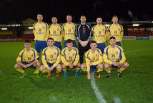Keane Cup Winners Douglas Hall
