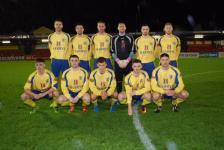 Keane Cup Winners Douglas Hall