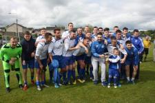 Leeds-Junior 2nd Div Champions '16-'17