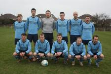 Avondale Utd senior team 2015/16