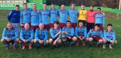 Youghal Utd, Junior 1st Div Champions 2016-17