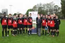 UCC Senior-Team of the Month for March