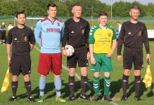John Hayes Trophy '17 Youghal Utd v Rockmount