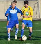 Carrigaline Utd v Crosshaven Jn league cup Q/F '15