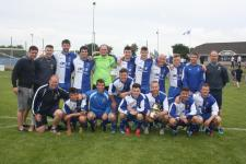 O'Connell Cup Champions College Corinthians AFC