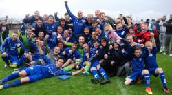 Juniors Super Cup Winners '17 Everton