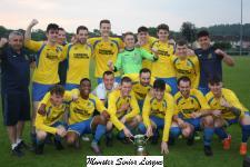 Carrigaline Utd - Pop Keller Cup winners 2017-18