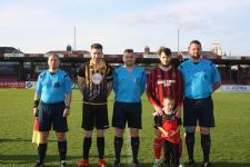 Beamish Senior Cup Final Turners Cross '17