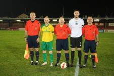 Keane Cup Captain's and Officials