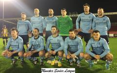 Keane Cup Winners 2018-19 Avondale Utd