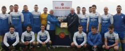October Team of the Month Kinsale