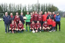 August '15 Team of the Month , Ringmahon Rgs Junior  A