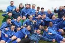 Everton-Senior 1st Div Winners 2016-17