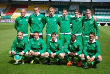 Ireland, Regions Cup Winners 2015