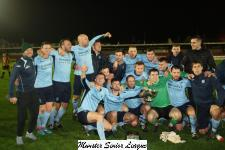 Avondale Utd Keane Cup Winners 2018-19