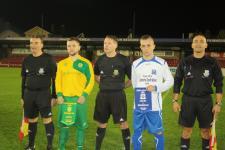 Jn League Cup Final - Leeds v Rockmount