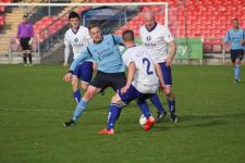Beamish Cup Final '15 Blarney Utd v Avondale Utd