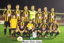 Kean Cup Finalists Cobh Wanderers