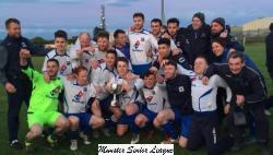 Leeds, Senior 1st Div Champions 2017/18