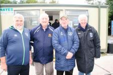 Tony Murphy MSL, Jim Mc Convell FAI, Sean O'Sullivan MSL and Noel  ,chairman junior council  at Moneygourney