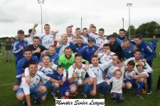 Leeds-Junior 1st Division Champions 2017-18