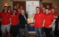 November '15 Team of the month Ringmahon Rangers junior B
