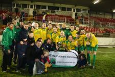 Rockmount AFC Keane Cup Champions