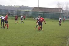 Ringmahon Rangers V Letterkenny FAI INTM Cup semi final