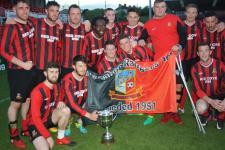Ringmahon Rangers-Beamish Senior Cup Winners'17