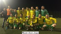 Rockmount-Floodlit League Champions 2017-18