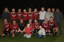 Ringmahon Rgs, Floodlit League Winners 2014-15