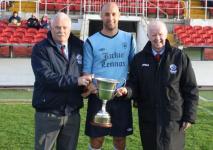 Beamish Cup 2014-15- Avondale Utd