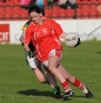 Eimear Scally 2012 Player of the year