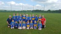 CARRIGALINE U8 & U9 TEAM 2016