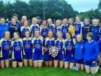 U16A Carrigaline Mid Cork League Winner 2015