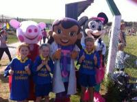 Team Mascot for Carrigaline