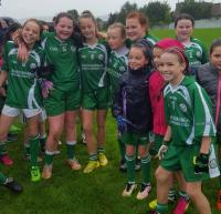 MID CORK U11 G2 WINNER SHAMROCKS