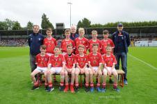 Primary Game Boys Football V Tipperary 2017