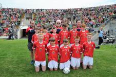 Primary Game Boys Football V Kerry 2017