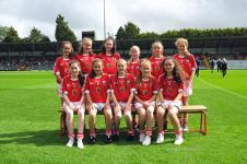 Primary Game Girls Football V Tipperary 2017
