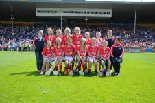 Primary Game v Waterford Camogie 2015