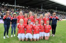 Primary GameGirls Football V Kerry 2017